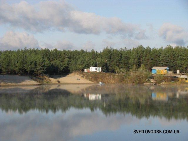 Немного об озере:)
