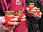 У Світловодську вшанували пам'ять жертв Голодомору