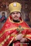 Настоятель церкви Петра и Павла, митрофорный протоиереей, кандидат богословских наук о.Олег (Тарахненко)