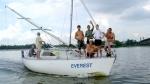 Світловодські яхтсмени захищають спортивну честь міста