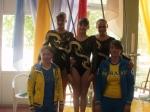 Збірна Кіровоградської області здобула на чемпіонаті України «золото», «срібло» та «бронзу»