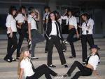 Зірка Майкла Джексона спалахнула в Олександрії