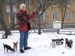 Ангеліна Філоненко та її звірі