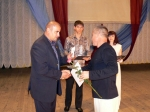 Василь Мороз вітає зі святом тренера-викладача із боротьби дзодо Руфольфа Матвєєва