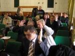 """Як зазначають сесійні """"аксакали"""", XVII сесія міськради виявилась першою, де не прозвучало жодного депутатського запиту"""