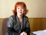 Начальниця світловодського управління праці та соцзахисту населення Олена Балюк
