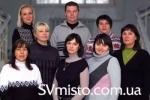 На фото: нижній ряд зліва-направо: А. Даолатзай, І. Котляр, О. Щербатко, середній ряд: Н. Темнюк, Т. Білко, верхній ряд: Н. Ковальська, О. Крупа, О. Кранкус.