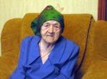 Столітня пані Василина
