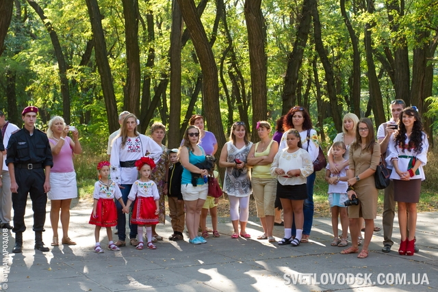 Хода вишиванок. Зберігаємо українські традиції