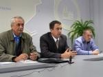 Зліва направо: Юрій Лукинський, Олександр Сич, Руслан Реут
