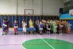 Команди перед стартом світловодського турнірі