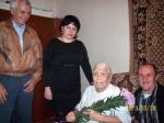 Зліва направо: Сергій Тишко, Тетяна Ціленко, Микола Васильович Тишко, Віктор Шишков