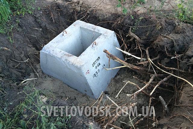 Управління освіти будує міні-стадіон на вулиці Конька у Світловодську