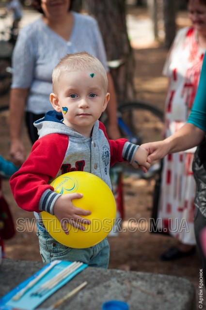 Патріотичний марафон — це можливість для кожного світловодця долучитися до захисту України