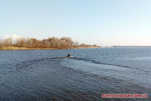 Потонув рибалка в районі нижнього б'єфу Кременчуцької ГЕС