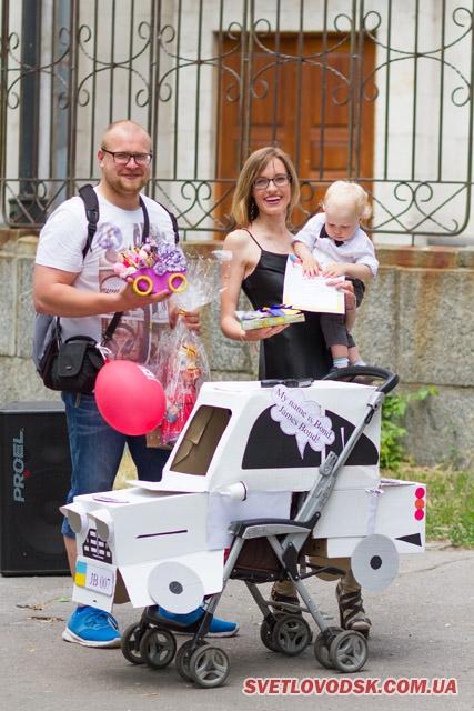 «Парад колясок-2017»: світловодці вразили креативними ідеями