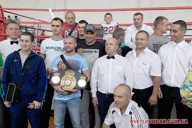 СБК «Легіон» — 4 золота і 1 бронза на турнірі з боксу