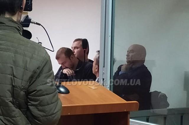 ФОТОФАКТ: У суді розглядається справа Козярчука