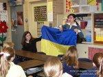 Маша Сологуб: «В Америке я смогла все преодолеть и даже получить награду от Джорджа Буша»