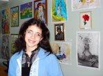 Анастасія Петрова – переможниця третього етапу Всеукраїнського конкурсу учнівської творчості