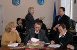 Керівник міліції звітував перед представниками громадськості та відповідав на їхні запитання
