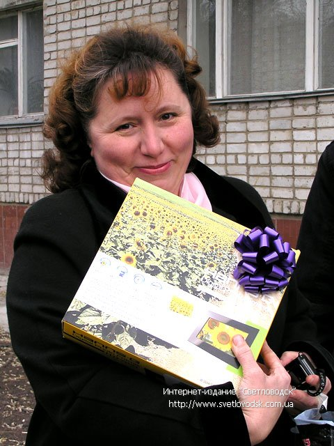ГигаБайт дарит подарки (61 фото)