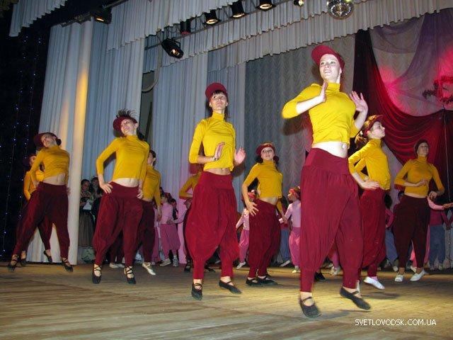 «Мандри країною танцю»
