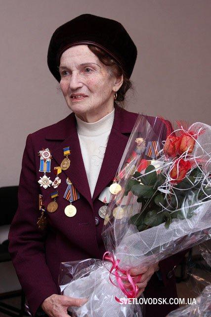"""Перший орден """"За мужність"""" ІІ ступеня отримала Лідія Дормідонтова"""