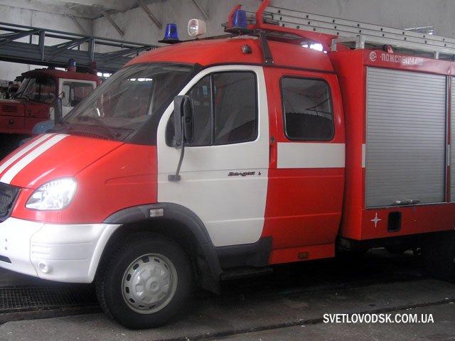 Новий рятувальний автомобіль, за кількістю функцій, можна порівняти із швейцарським ножем