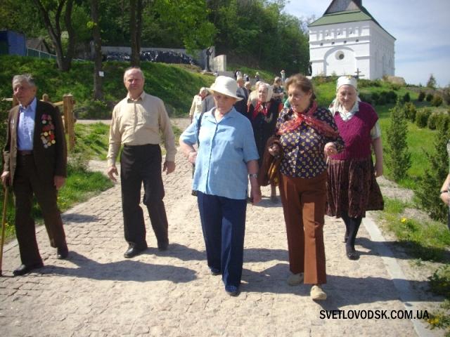 Екскурсія на честь Дня Перемоги
