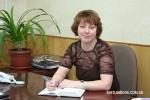 Начальниця міського Управління праці та соціального захисту населення (УПСЗН) Олена Балюк
