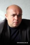 Начальник кримінальної міліції, майор Андрій Гулий