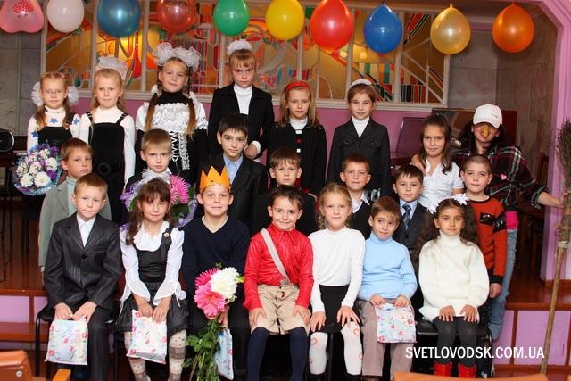 Свято першокласників у музичній школі №1