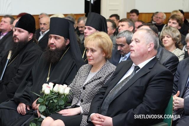 Єпископ Антоній, Людмила Давиденко, Юрій Котенко