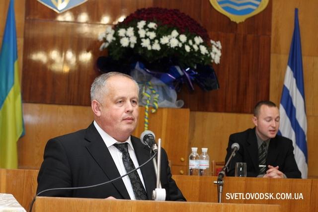 Юрій Котенко — новообраний Світловодський міський голова