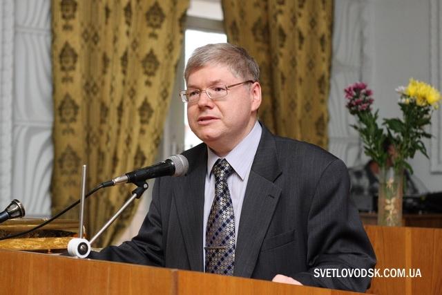 Віталій Нікітюк — помічник Народного депутата України Олександра Єдіна
