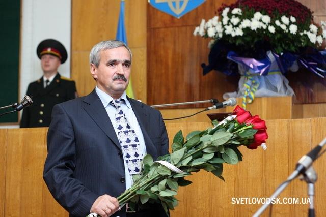 Степан Цапюк — новообраний Олександрійський міський голова
