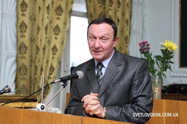 Микола Корецький — голова контрольної комісії Кіровоградської обласної організації Партії Регіонів