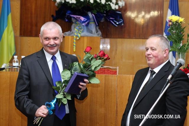 Ігор Крижановський — новообраний Знам'янський міський голова
