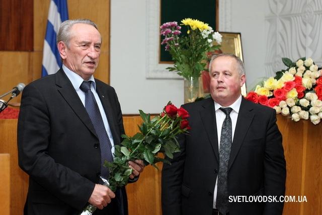 Іван Марон — депутат Кіровоградської обласної ради