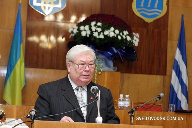 Володимир Павлов — голова Громадської ради м.Світловодська