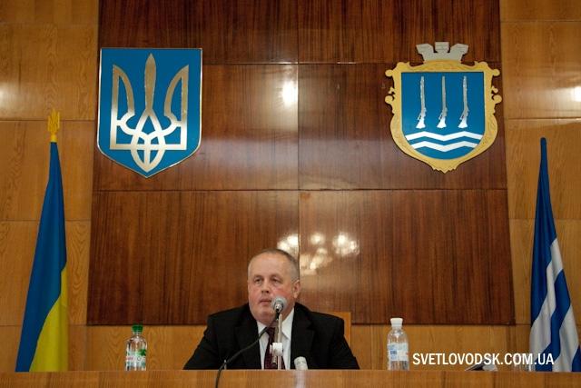 День місцевого самоврядування міські обранці відзначили плідною роботою