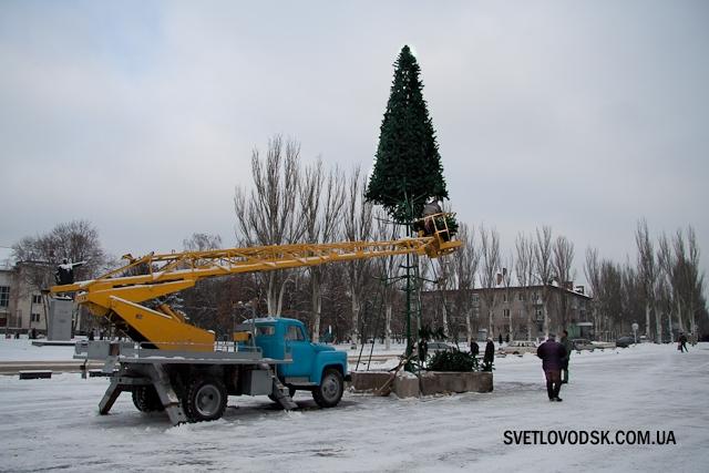 Новорічна ялинка 2011 (оновлено)