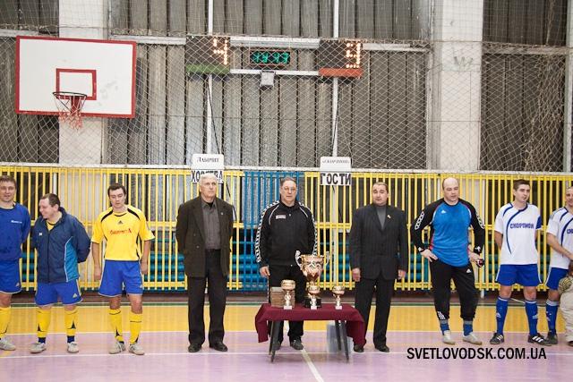 Визначено міських чемпіонів з футболу (+83 фото)