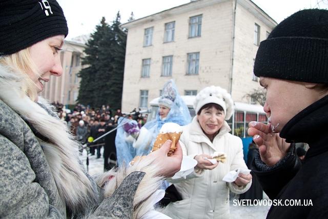 В Україні почалося свято широкої Масляни