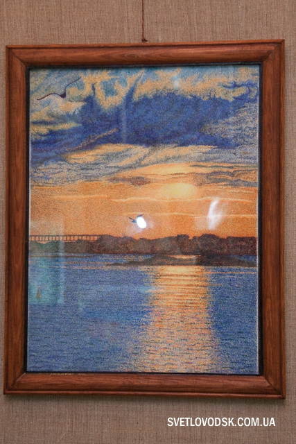 Дивосвіт на полотні і картини з… крапок