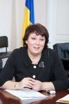 Начальник обласного управління освіти Ельза Лещенко