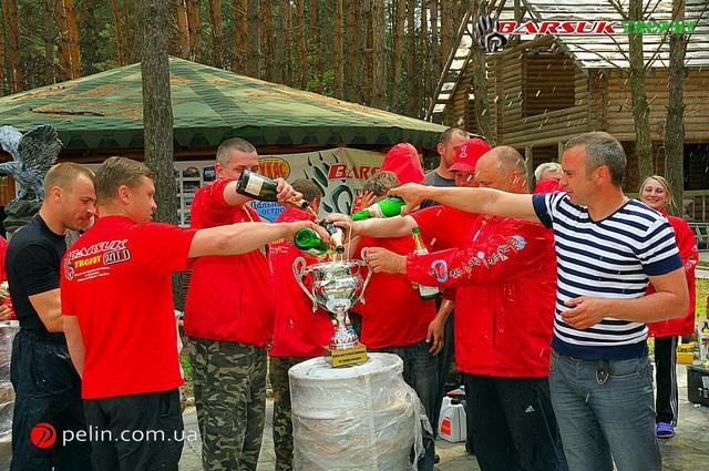 Barsuk Trophy 2011