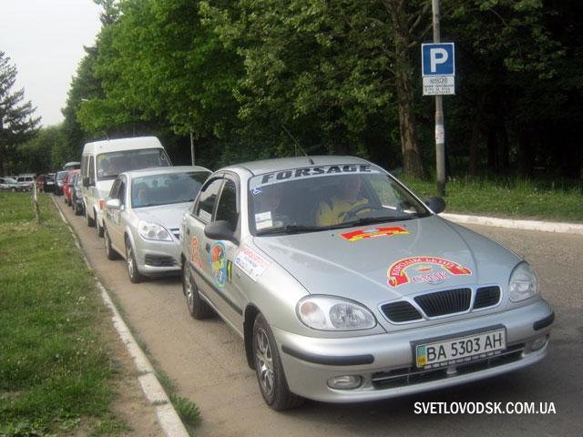 Ігор Довгий та Юрій Гончаренко повернулися з перемогою