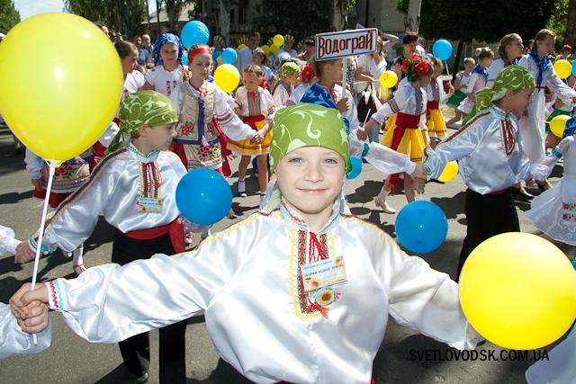 Світловодськ відзначив свій 57-й День народження просто феєрично!